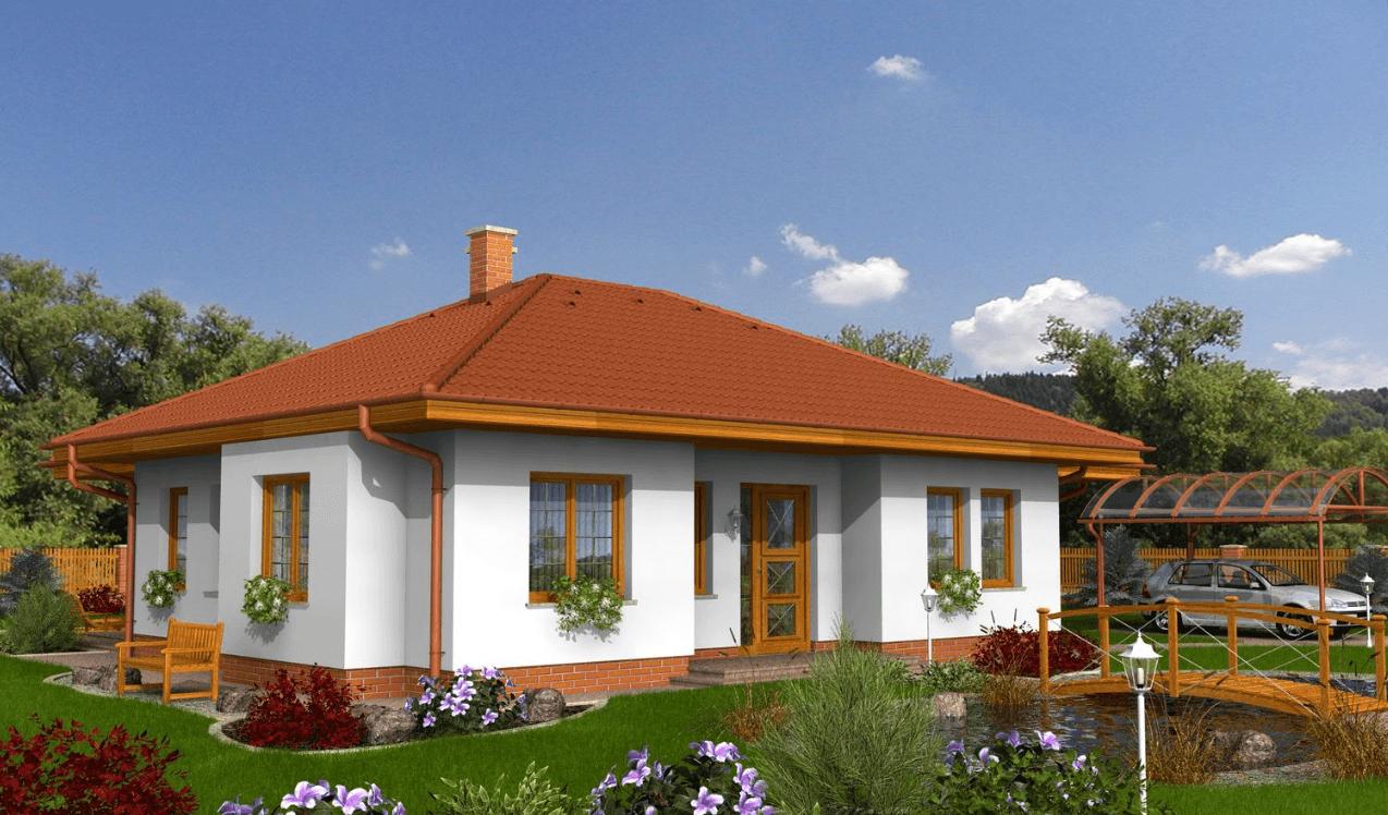 Výstavby patrových domů a bungalowů, Kašpar, Borohrádek